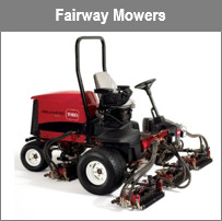 Used Fairway Mowers